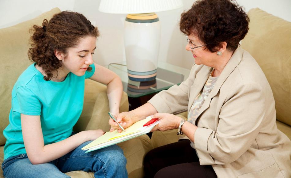 Психолог для подростка